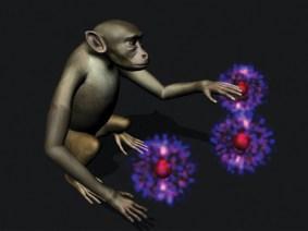 7 talks on monkeys, and 7 talks on mind control