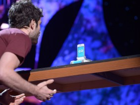 Make your smartphone a personal robot: Keller Rinaudo at TED2013