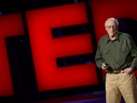De-extinction to save a species: Stewart Brand at TED2013