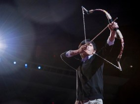 The art of bow-making: Dong Woo Jang at TED2013