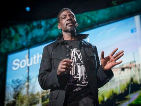 South Central's renegade gardener: Ron Finley at TED2013