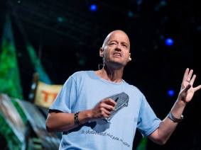 Hunting monster primes: Adam Spencer at TED2013