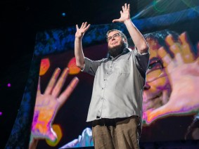Live a life to do with beauty: Shane Koyczan at TED2013