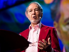 How societies grow old: Jared Diamond at TED2013