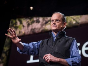 We can make our government work: A Q&A with TED Books author Lawrence Lessig