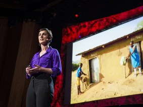 Talking s**t with Rose George: A Q&A about the global health issue no one wants to bring up