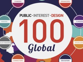 Bill Gates, designer? Yes. Public Interest Design honors 100 global thinkers who are designing social good