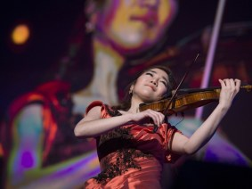 8 lyrical talks about the violin