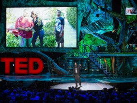 TEDsters in the news: Ron Finley dubbed 'Appleseed with an Attitude,' Malcolm London on his TED Talks Education poem