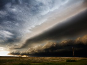 Gallery: Chasing storms with Camille Seaman