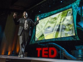 Money Talks: The speakers in session 4 at TEDGlobal 2013