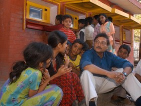 Filmmaker to make documentary about TED Prize winner Sugata Mitra