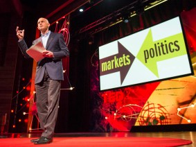 The failure of leadership in politics: George Papandreou at TEDGlobal 2013