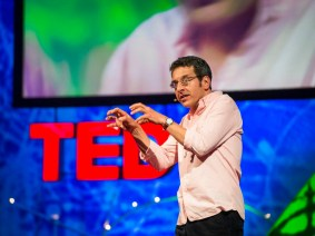 For more wonder, rewild the world: George Monbiot at TEDGlobal 2013