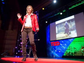 Living in the dead zone of Chernobyl: Holly Morris at TEDGlobal 2013