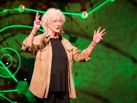 The doubt essential to faith: Lesley Hazleton at TEDGlobal 2013