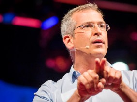 Scientific research and … improv? Uri Alon at TEDGlobal 2013