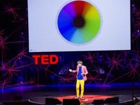 TED Weekends hacks our senses