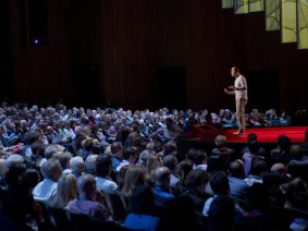 TED Talks: 5 years and 500 million served
