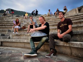 X Marks the Spot: A TEDx event in an ancient Greek amphitheater