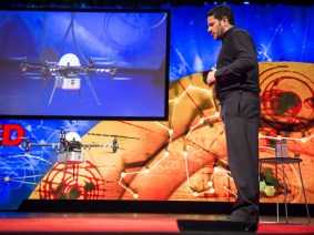 Drones to deliver medicine and food? Drones for disaster relief? 6 ways a physical internet could do good