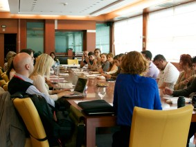 Translation by collaboration: A translators workshop in the Balkans