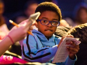 TEDYouth, in pictures: What happens when 400 middle + high school students come to TED