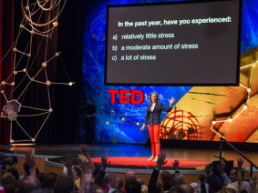 Kelly McGonigal gives the gift of TED