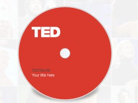 Gift idea: Make your own TED DVD