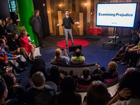 Examining prejudice: An in-office TED session