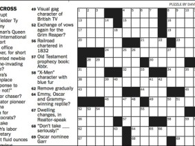 Will Shortz: Why I said yes to a crossword magic trick live at TED