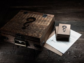 J.J. Abrams creates an actual mystery box