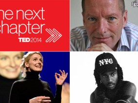 Just added to the TED2014 lineup…