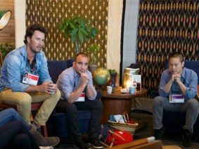 Great company, great goals, great parties: Tony Hsieh and social entrepreneurs talk at TED2014