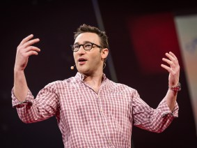 Leadership is about making others feel safe: Simon Sinek at TED2014