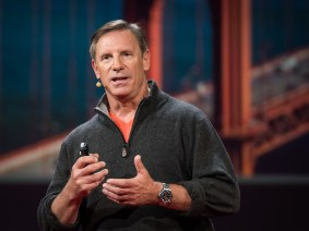 Hope on the Golden Gate Bridge: Sergeant Kevin Briggs at TED2014
