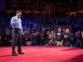 Why is my daughter strong? I didn't clip her wings: Ziauddin Yousafzai at TED2014