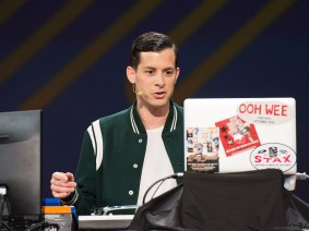 Well La Di Da (Di): Mark Ronson at TED2014