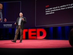 Why models of climate change matter: Gavin Schmidt at TED2014