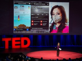 China's pollution problem, everyone's problem: Peggy Liu at TED2014
