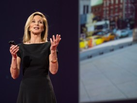 Public spaces have power: Amanda Burden at TED2014