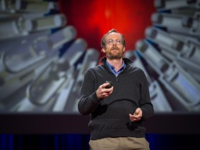 A new push for fusion power: Michel Laberge at TED2014