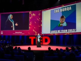 Why I wear the burka: Masarat Daud at TED2014