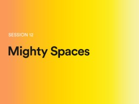 Mighty Spaces: A sneak peek of session 12 at TEDGlobal 2014