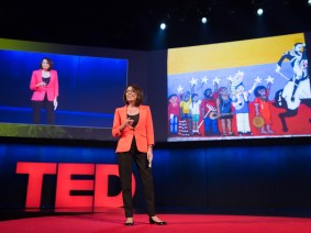 Stories that ripple from South America: A recap of session 1 of TEDGlobal 2014