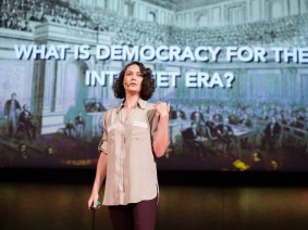 Technological hopes and fears: A recap of session 2 of TEDGlobal 2014