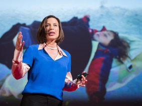 The uprooted dreams of refugees: Melissa Fleming live at TEDGlobal 2014
