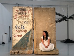 The house is a witness: A TED Fellow makes art from the rubble of her homes lost to war