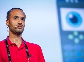 Eye phone: How a TED Fellow's new app could help restore sight to millions