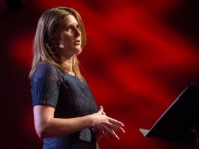 Be pro-voice: Aspen Baker flips the conversation on abortion at TEDWomen 2015
